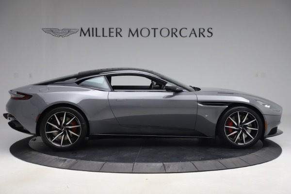 Used 2017 Aston Martin DB11 V12 for sale $149,900 at Maserati of Westport in Westport CT 06880 8