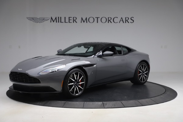 New 2017 Aston Martin DB11 for sale Sold at Maserati of Westport in Westport CT 06880 1