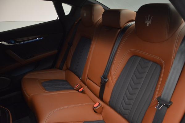 New 2017 Maserati Quattroporte S Q4 GranLusso for sale Sold at Maserati of Westport in Westport CT 06880 25
