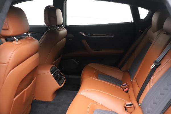 Used 2017 Maserati Quattroporte SQ4 GranLusso/ Zegna for sale $62,900 at Maserati of Westport in Westport CT 06880 18