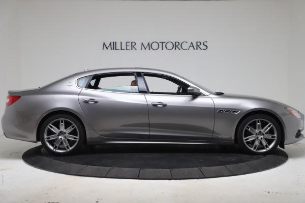 Used 2017 Maserati Quattroporte SQ4 GranLusso/ Zegna for sale $62,900 at Maserati of Westport in Westport CT 06880 9
