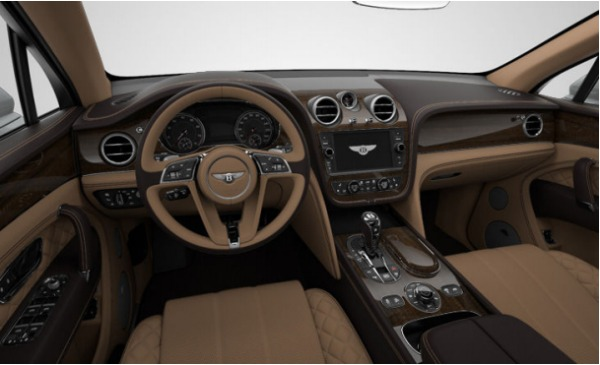 Used 2017 Bentley Bentayga for sale Sold at Maserati of Westport in Westport CT 06880 9