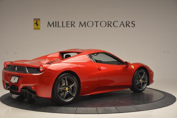 Used 2013 Ferrari 458 Spider for sale Sold at Maserati of Westport in Westport CT 06880 20