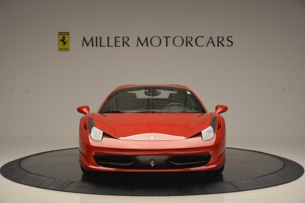 Used 2013 Ferrari 458 Spider for sale Sold at Maserati of Westport in Westport CT 06880 24