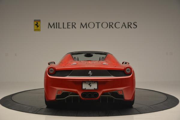 Used 2013 Ferrari 458 Spider for sale Sold at Maserati of Westport in Westport CT 06880 6