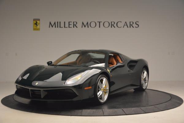 Used 2016 Ferrari 488 Spider for sale Sold at Maserati of Westport in Westport CT 06880 13