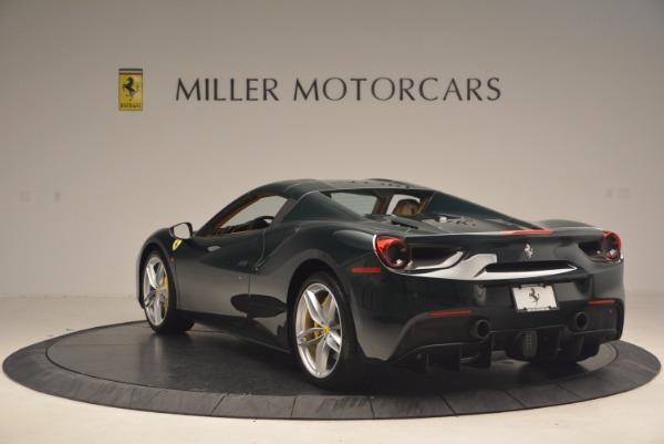 Used 2016 Ferrari 488 Spider for sale Sold at Maserati of Westport in Westport CT 06880 17