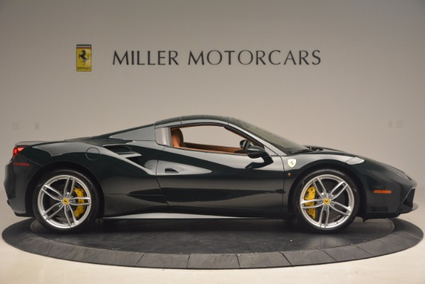 Used 2016 Ferrari 488 Spider for sale Sold at Maserati of Westport in Westport CT 06880 21