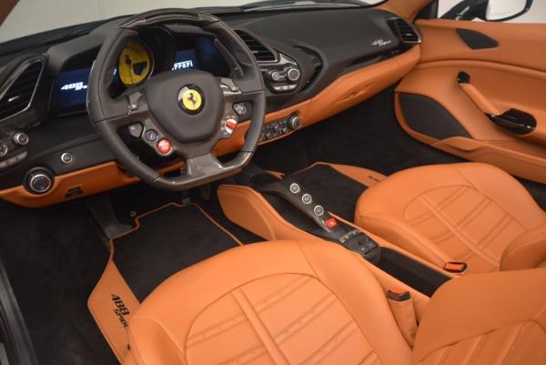 Used 2016 Ferrari 488 Spider for sale Sold at Maserati of Westport in Westport CT 06880 25