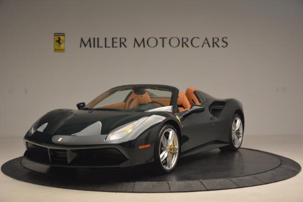 Used 2016 Ferrari 488 Spider for sale Sold at Maserati of Westport in Westport CT 06880 1