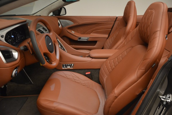 Used 2018 Aston Martin Vanquish S Convertible for sale Sold at Maserati of Westport in Westport CT 06880 19