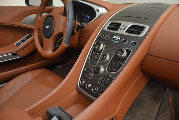 Used 2018 Aston Martin Vanquish S Convertible for sale Sold at Maserati of Westport in Westport CT 06880 24