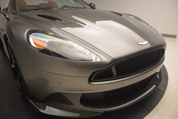 Used 2018 Aston Martin Vanquish S Convertible for sale Sold at Maserati of Westport in Westport CT 06880 28