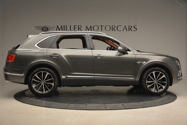 New 2018 Bentley Bentayga for sale Sold at Maserati of Westport in Westport CT 06880 9