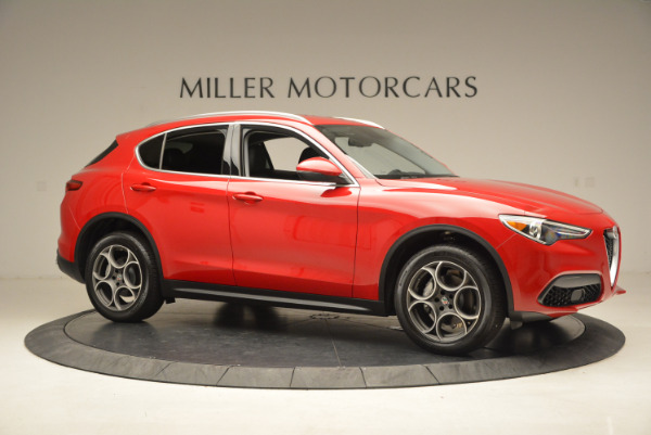 New 2018 Alfa Romeo Stelvio Q4 for sale Sold at Maserati of Westport in Westport CT 06880 10