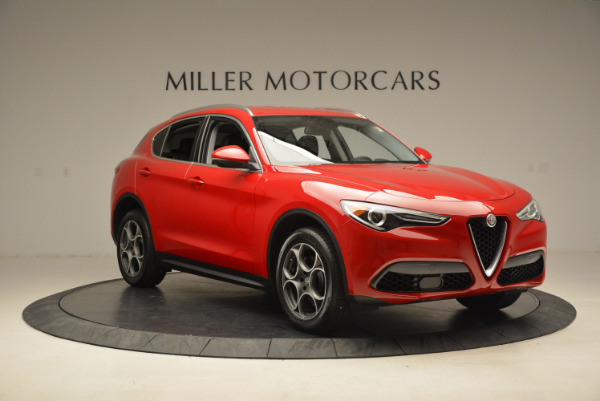 New 2018 Alfa Romeo Stelvio Q4 for sale Sold at Maserati of Westport in Westport CT 06880 11