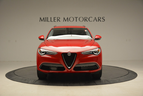 New 2018 Alfa Romeo Stelvio Q4 for sale Sold at Maserati of Westport in Westport CT 06880 12