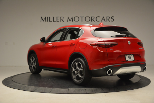 New 2018 Alfa Romeo Stelvio Q4 for sale Sold at Maserati of Westport in Westport CT 06880 5