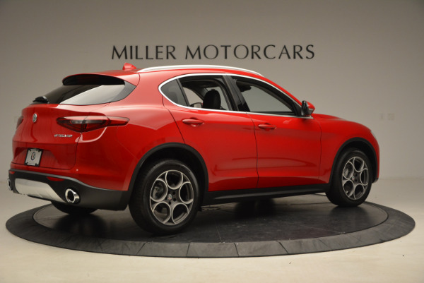 New 2018 Alfa Romeo Stelvio Q4 for sale Sold at Maserati of Westport in Westport CT 06880 8