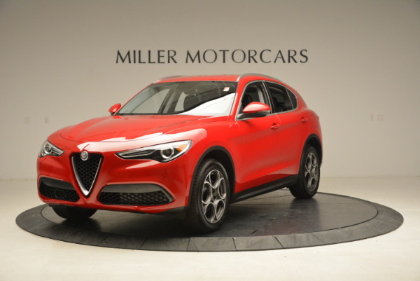 New 2018 Alfa Romeo Stelvio Q4 for sale Sold at Maserati of Westport in Westport CT 06880 1