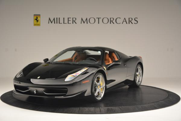 Used 2015 Ferrari 458 Spider for sale Sold at Maserati of Westport in Westport CT 06880 13