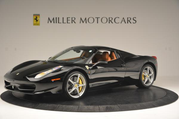 Used 2015 Ferrari 458 Spider for sale Sold at Maserati of Westport in Westport CT 06880 14