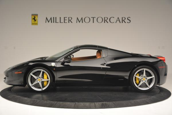 Used 2015 Ferrari 458 Spider for sale Sold at Maserati of Westport in Westport CT 06880 15