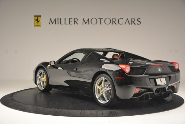 Used 2015 Ferrari 458 Spider for sale Sold at Maserati of Westport in Westport CT 06880 17