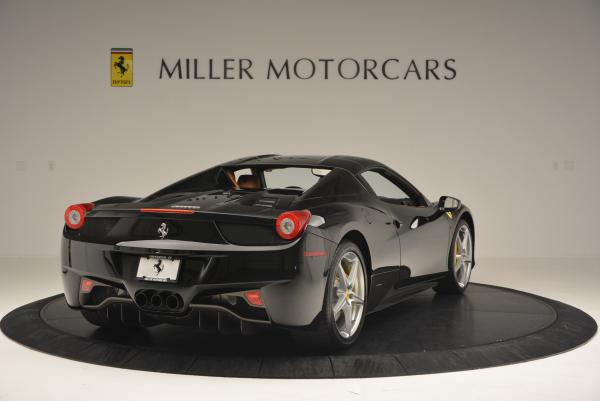 Used 2015 Ferrari 458 Spider for sale Sold at Maserati of Westport in Westport CT 06880 19