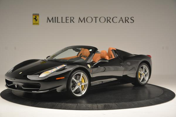 Used 2015 Ferrari 458 Spider for sale Sold at Maserati of Westport in Westport CT 06880 2