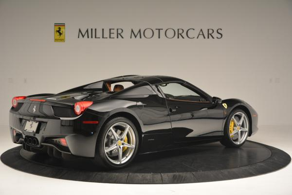 Used 2015 Ferrari 458 Spider for sale Sold at Maserati of Westport in Westport CT 06880 20