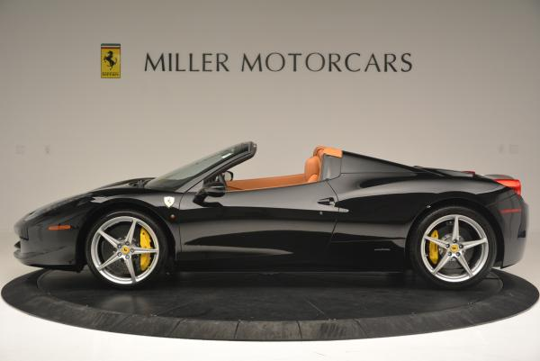 Used 2015 Ferrari 458 Spider for sale Sold at Maserati of Westport in Westport CT 06880 3