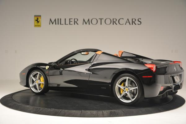 Used 2015 Ferrari 458 Spider for sale Sold at Maserati of Westport in Westport CT 06880 4