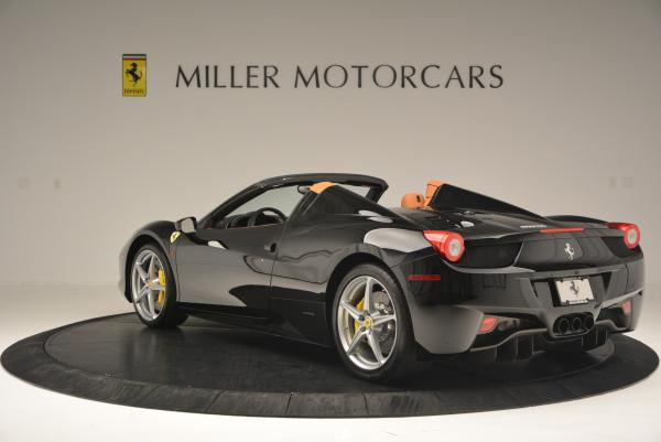 Used 2015 Ferrari 458 Spider for sale Sold at Maserati of Westport in Westport CT 06880 5