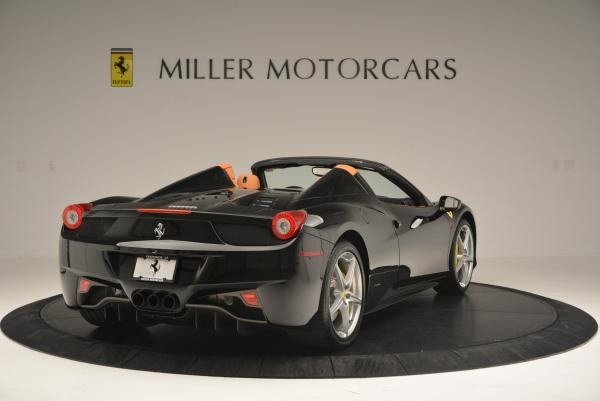 Used 2015 Ferrari 458 Spider for sale Sold at Maserati of Westport in Westport CT 06880 7