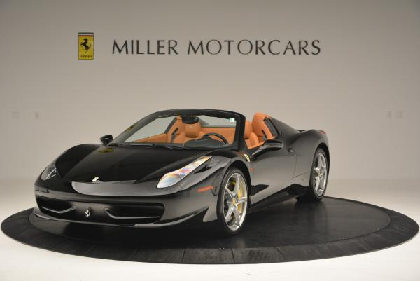 Used 2015 Ferrari 458 Spider for sale Sold at Maserati of Westport in Westport CT 06880 1