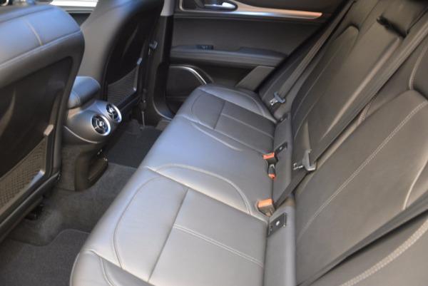 Used 2018 Alfa Romeo Stelvio Ti Q4 for sale Sold at Maserati of Westport in Westport CT 06880 23