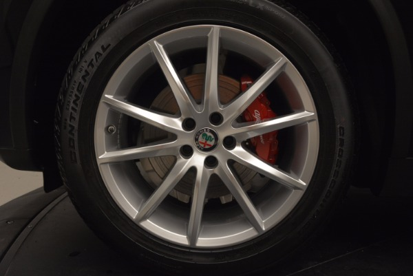 Used 2018 Alfa Romeo Stelvio Ti Q4 for sale Sold at Maserati of Westport in Westport CT 06880 25