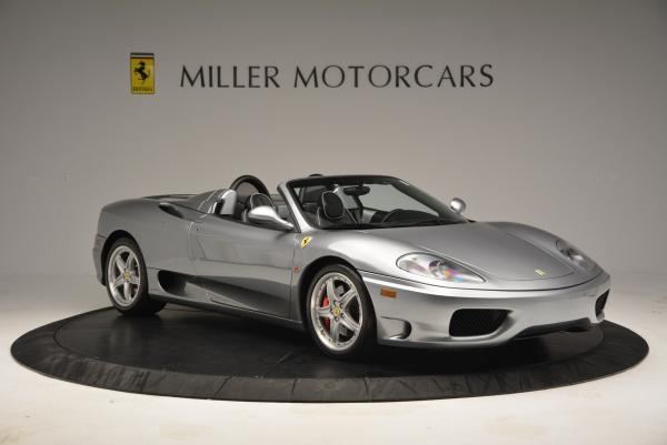 Used 2004 Ferrari 360 Spider 6-Speed Manual for sale Sold at Maserati of Westport in Westport CT 06880 11