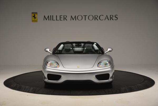 Used 2004 Ferrari 360 Spider 6-Speed Manual for sale Sold at Maserati of Westport in Westport CT 06880 12