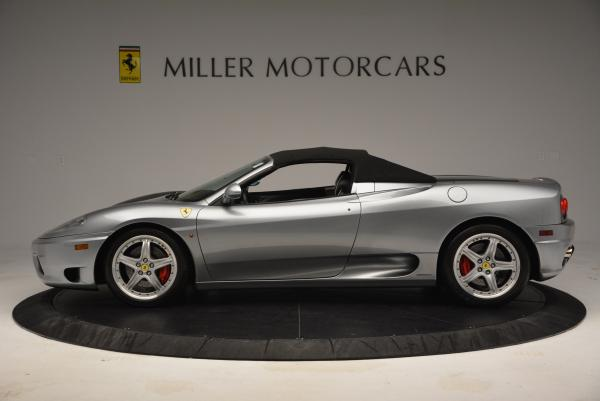 Used 2004 Ferrari 360 Spider 6-Speed Manual for sale Sold at Maserati of Westport in Westport CT 06880 15