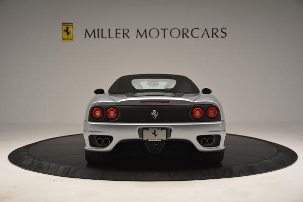 Used 2004 Ferrari 360 Spider 6-Speed Manual for sale Sold at Maserati of Westport in Westport CT 06880 18