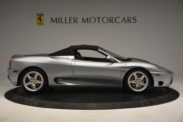 Used 2004 Ferrari 360 Spider 6-Speed Manual for sale Sold at Maserati of Westport in Westport CT 06880 21
