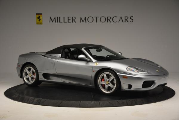 Used 2004 Ferrari 360 Spider 6-Speed Manual for sale Sold at Maserati of Westport in Westport CT 06880 22