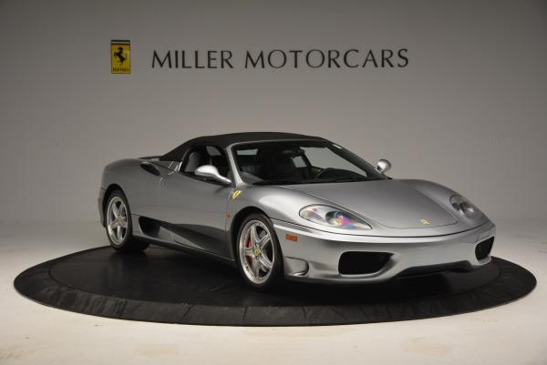 Used 2004 Ferrari 360 Spider 6-Speed Manual for sale Sold at Maserati of Westport in Westport CT 06880 23