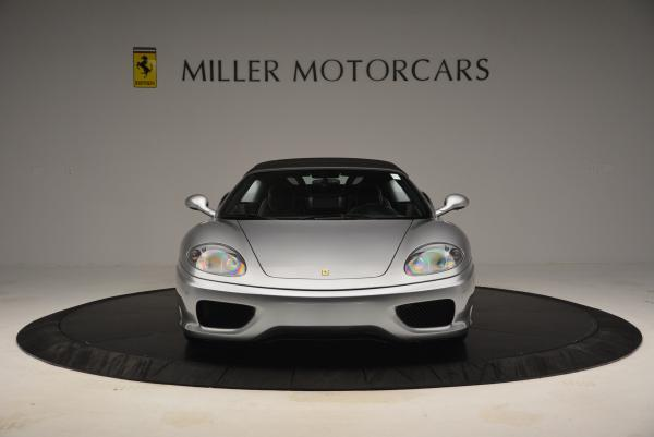 Used 2004 Ferrari 360 Spider 6-Speed Manual for sale Sold at Maserati of Westport in Westport CT 06880 24
