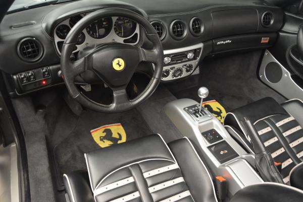 Used 2004 Ferrari 360 Spider 6-Speed Manual for sale Sold at Maserati of Westport in Westport CT 06880 25