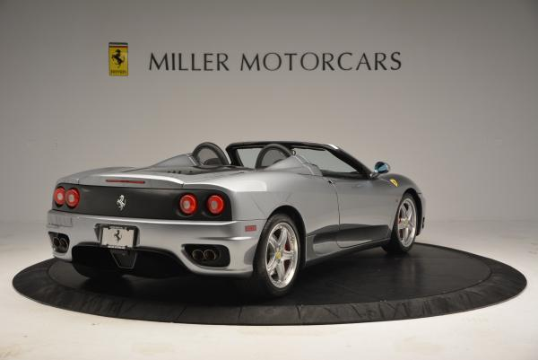 Used 2004 Ferrari 360 Spider 6-Speed Manual for sale Sold at Maserati of Westport in Westport CT 06880 7