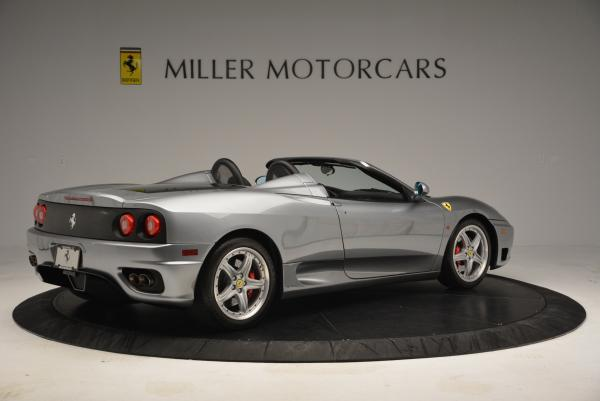 Used 2004 Ferrari 360 Spider 6-Speed Manual for sale Sold at Maserati of Westport in Westport CT 06880 8
