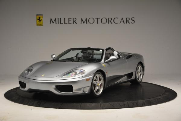Used 2004 Ferrari 360 Spider 6-Speed Manual for sale Sold at Maserati of Westport in Westport CT 06880 1